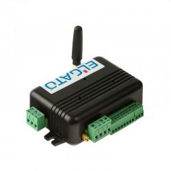 Одноканальная GSM-розетка с сигнализацией
