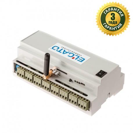 GSM-розетка 8 каналов (DIN) фото 1