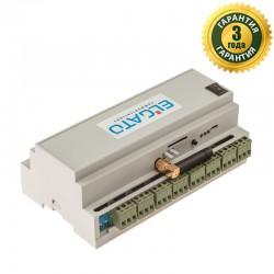 GSM-розетка 8 каналов (DIN) транзитная
