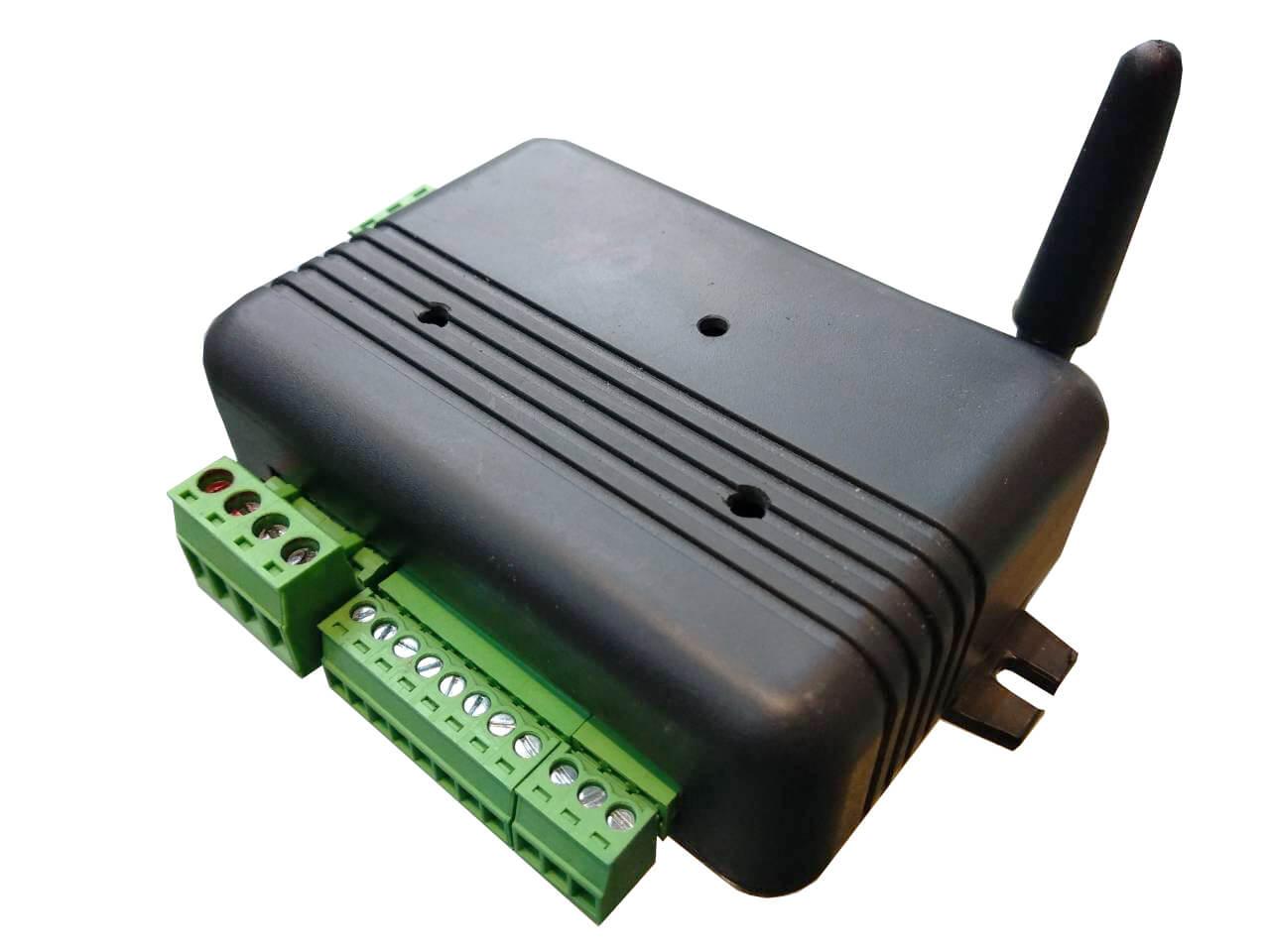 GSM-измеритель температуры на 10 датчиков - 1
